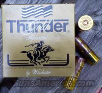 Winchester Thunder Gold Supernickel 12, case