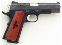 Smith & Wesson 1911PD Gunsite Edition .45 ACP, Scandium, Novak, thin grips, 85%, case, layaway