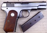 Colt 1903 Pocket (Model M) .32 ACP, 3.75-inch, refinished, extra mag
