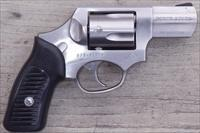 Ruger SP-101 stainless .357 Mag., 2.25-inch barrel, bobbed hammer
