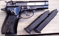 Beretta / FN / Browning BDA .380 ACP, 3 mags, early version marked FN