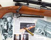 "Biesen / Jack O'Connor .270 Winchester pre-64 Model 70 raffle rifle, modeled after O'Connor's famous ""Number 2"" built by Biesen years earlier"