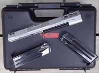 Pardini .40 S&W conversion kit for GT45 pistol, 6-inch stainless