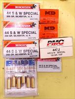 .44 Special, 250 rounds