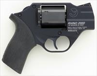Chiappa Rhino 200D .357 Magnum, DAO, 2-inch, appears unfired, box & papers