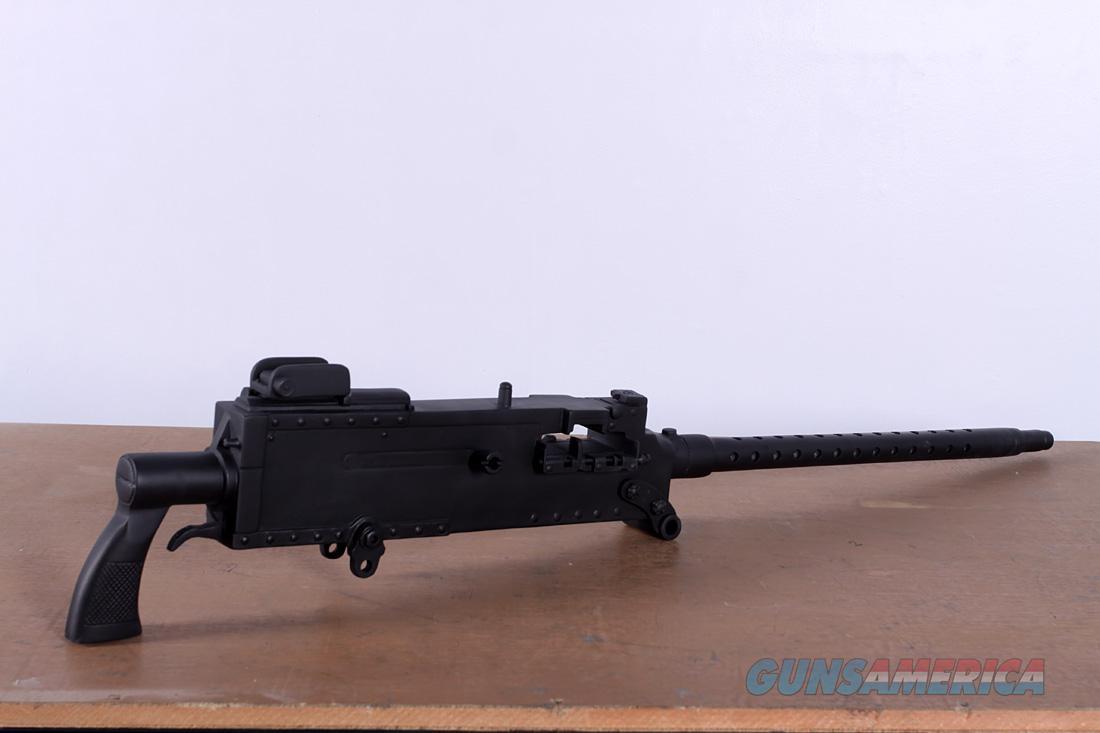 an m2 machine gun
