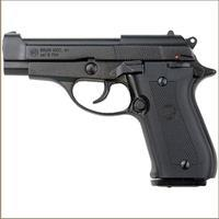Replica M84 Semi Automatic Blank Firing Gun Blued Finish