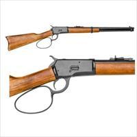 Old West Replica M1892 Looped Lever Blue Action Rifle Non-Firing Gun