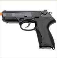 Kimar Model PK4 Front Firing Blank Gun Black Finish