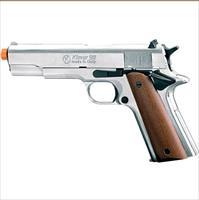 Kimar Model 911 Front Firing Blank Gun Nickel Finish