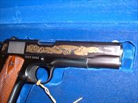"COLT "" JOHN BROWNING "" COMMERATIVE"