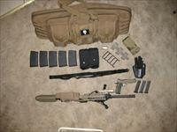 Sig 716 and Scorpion .45 plus accessories and extras. Matching FDE