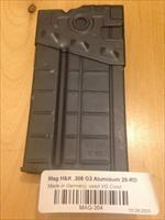 G3 Hk 20 round mags lot of 5 mags