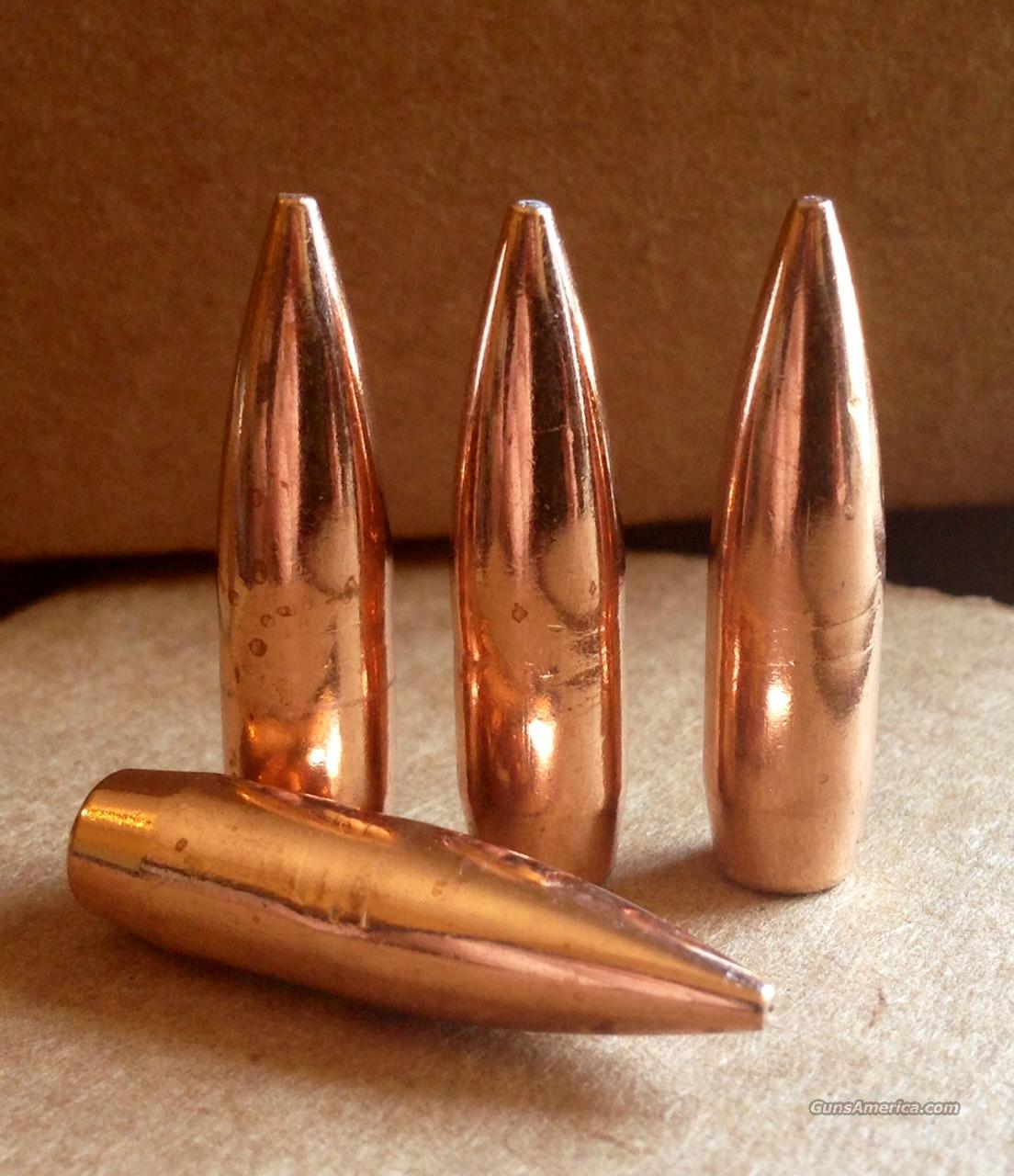 150 - Sierra MatchKing SMK 175 Grain 30 Cal Bullets - Pull Downs -