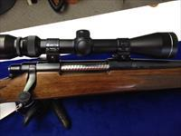 Remington Model 700 8mm Mauser w/Tasco scope