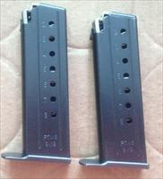 2 Factory New HECKLER & KOCH HK P7M8 Magazines 9mm 8 Round H&K P7 M8