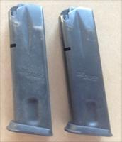 2 Pre Ban German Sig Sauer P228 13 Round 9mm Magazines Pre 1994  Pre-Ban Made in Germany