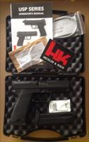 New - Heckler & Koch USP45 DA/SA V1 HK USP 45ACP Made in Germany