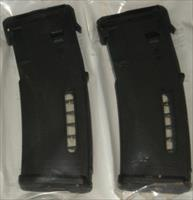 Two (2) Magpul EMAG 30 Round Mags HK416 SCAR COLT MR556