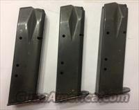 3 factory Sig Sauer P226 40 S&W /.357 12 Rd Magazines