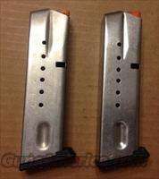 2  Smith & Wesson 59 Series 459 5906 5903TSW 15 Round 9mm Magazines  Fits S&W Model 59, 459, 659, 910, 910S, 915, 5903, 5904, 5906, 5923, 5924, 5926, 5943, 5944, 5946, 5903TSW, 5906TSW, 5943TSW and 5946TSW
