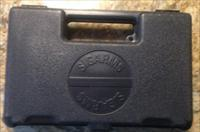 Small SigArms Pistol Case Sig Sauer box 1990's.
