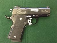 Smith and Wesson 1911 pro series