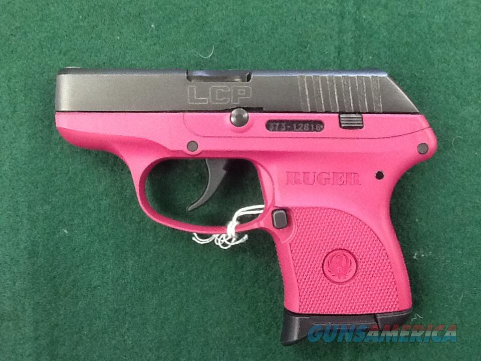 Ruger Lcp 380 Pink