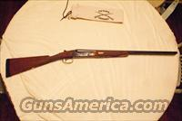 Winchester Model 21 20 GA With Cody Letter