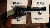 Collector Ruger Blackhawk 3 screw Flattop 44. Magnum 3 digit serial number