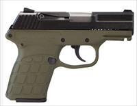 KEL-TEC PF9 9MM GREEN FRAME-NIB