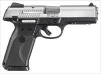RUGER® SR45® 45ACP STAINLESS-NIB