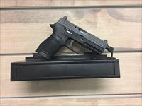 SIG SAUER P320 COMPACT WITH THREADED BARREL