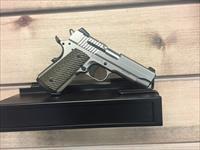 Sig Sauer 1911 Nickel Carry