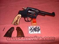 Smith & Wesson .45 hand ejector (Mdl of 1917)