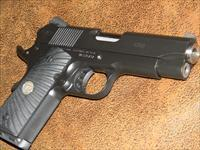 WILSON COMBAT CQB COMPACT 9MM, NEW WITH UPGRADES!