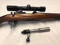 Like new Ruger 77/22 .22 LR with scope