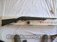 Ruger 10/22 50th aneversary