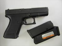 GLOCK 23 (Austria) with two 10 Round mags, box & paperwork