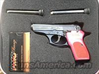 Bersa Thunder 380 - Pink Edition package