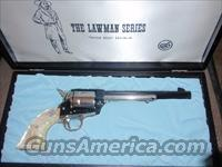 Lawman Series Colt Commemorative