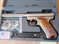 Ruger Mark 2 Stainless Steel