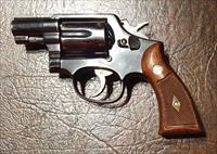 Smith/Wesson #10 snubbie -- vintage, NO RESERVE