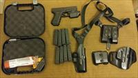 Glock 23 40. S&W Tactical mega pack