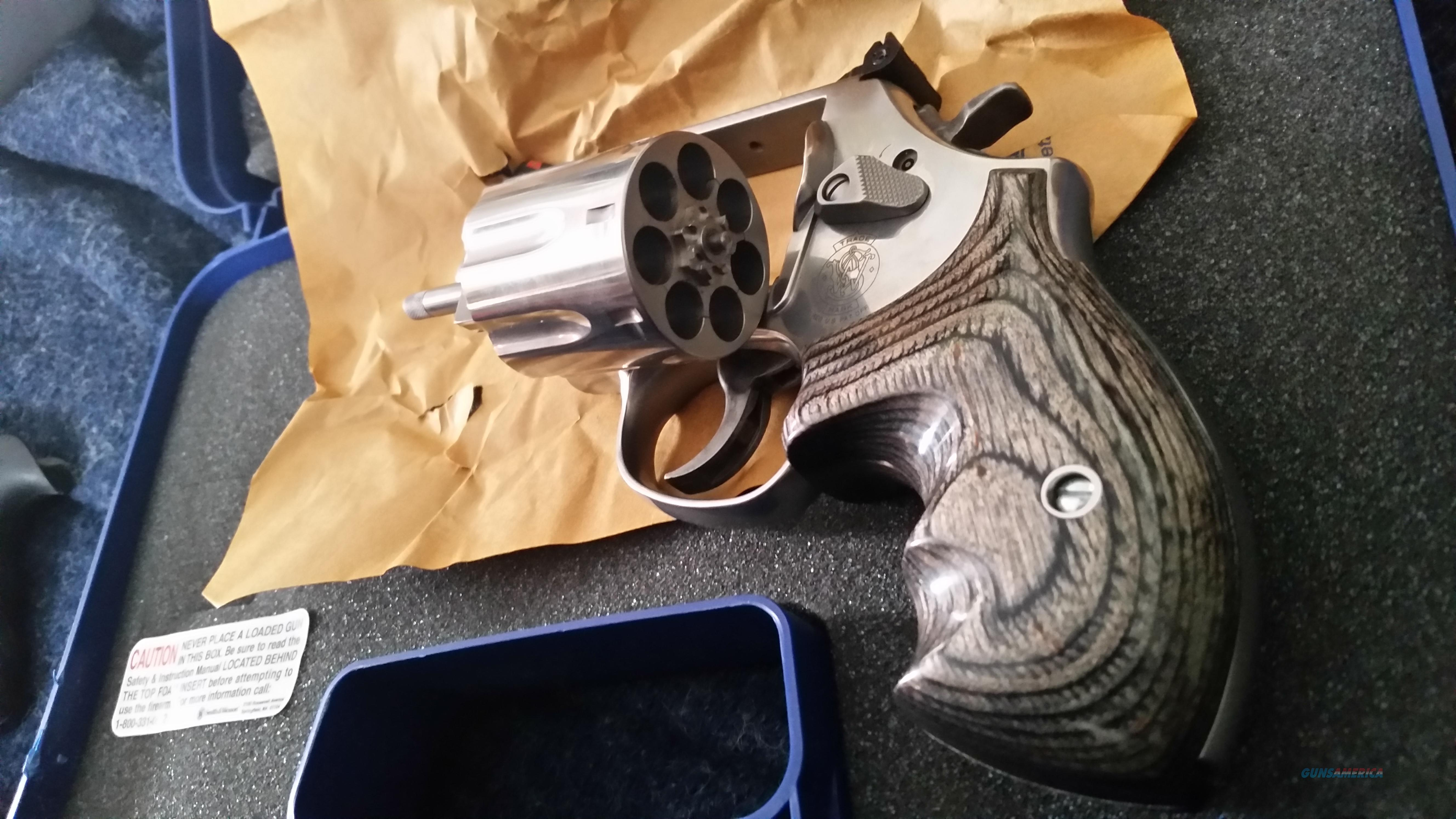 NIB Badger Boot Grips Round Butt S&W K/L Black ... for sale
