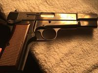 Browning Hi Power .9mm--FN Belgium