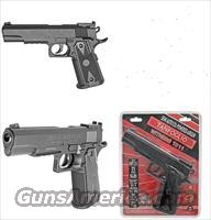 One - Tanfoglio Witness 1911 4.5mm CO2 BB Gun plus One - FREE Co2 Cartridge -