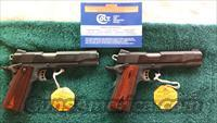 Colt .45acp XSE Lightweight Gov't (01880XSE) Sequential serial Numbers
