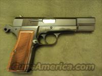 Belgium Browning Hi Power 9mm T-series Unfired