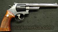 Smith & Wesson model 57 41 mag